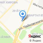 Harat`s pub на карте Ангарска