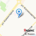 Центр помощи детям на карте Ангарска