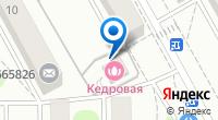 Компания Кедровка на карте