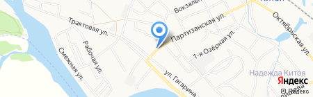 Арт на карте Ангарска