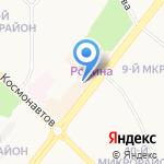 Ювелирная мастерская на карте Ангарска