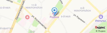 Домофон Плюс на карте Ангарска