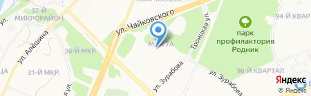 ИФНС на карте Ангарска