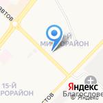 Банкомат на карте Ангарска