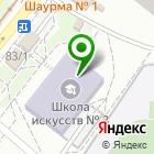 Местоположение компании TEXNIK
