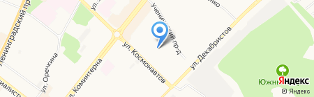 Соната на карте Ангарска