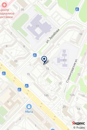Диалог на карте Ангарска
