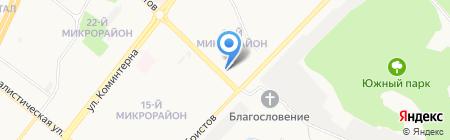 Идея Fix на карте Ангарска
