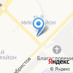 IT ВидеоБарьер на карте Ангарска
