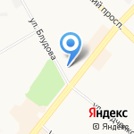 ЦОСТ на карте Ангарска