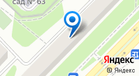Компания РосАвтоКлуб на карте