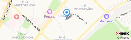SVPREMVS на карте Ангарска
