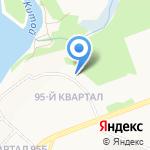 Консультационный пункт по защите прав потребителей на карте Ангарска