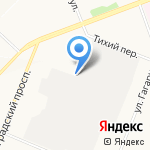 RockMashine на карте Ангарска