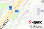 Схема проезда до компании Бакалея в Ангарске