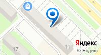 Компания Гудвер на карте