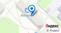 Компания Данко на карте