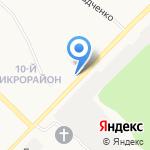 Classic на карте Ангарска
