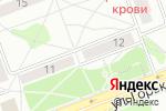 Схема проезда до компании Централизованная библиотечная система в Ангарске