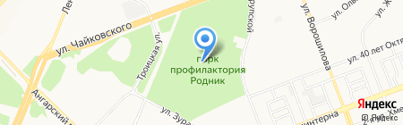 ЭлитаПлюс на карте Ангарска