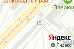 Схема проезда до компании Алекс в Ангарске