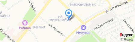 РазливноFF на карте Ангарска