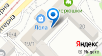 Компания Чудилки на карте