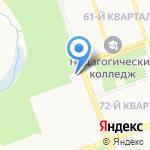 ЭнФакториал на карте Ангарска