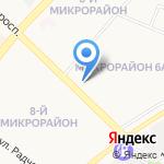 Златоделие на карте Ангарска