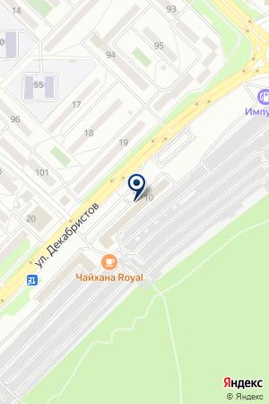 АртМаркет38 на карте Ангарска
