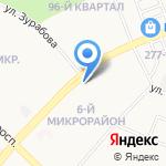 Дисконт на карте Ангарска