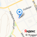ЧЕЛЮСТНО-ЛИЦЕВАЯ КЛИНИКА на карте Ангарска