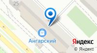 Компания Сеть автомагазинов на карте