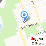 Ангарский медицинский колледж на карте Ангарска