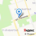 Malina на карте Ангарска