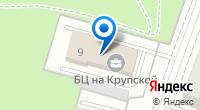 Компания Монтажник на карте