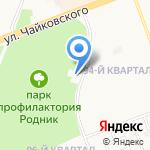 АльпинТур на карте Ангарска