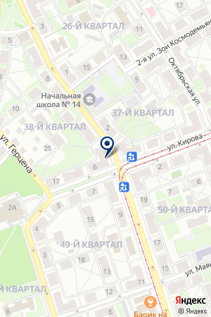 Свеча на карте Ангарска