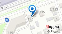 Компания Сауна на Крупской на карте