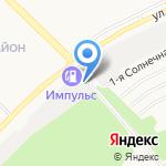 ЦУНАМИ на карте Ангарска