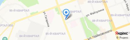 СВ-Дентал на карте Ангарска