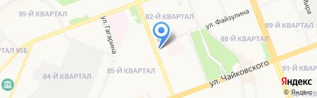 СтомаЛеон на карте Ангарска