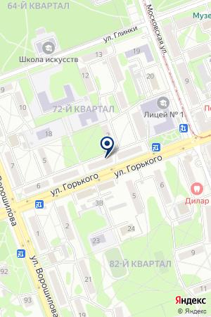 Единое на карте Ангарска