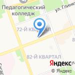 Прайс Хаус ТВ`с на карте Ангарска