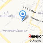 Радио МИР на карте Ангарска