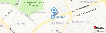 Zolla на карте Ангарска