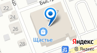 Компания Ангарские Двери на карте