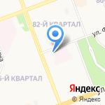 Авто Вскрытие на карте Ангарска