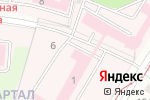 Схема проезда до компании Медико-санитарная часть №36 в Ангарске