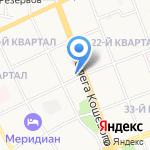 Магазин бытовой техники на карте Ангарска